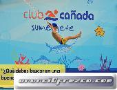 Escuela de Natación Club Cañada