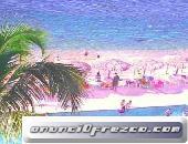 Preciosa Vista Sobre PLAYA y Albercas Departamento a Pié de Playa Acapulco