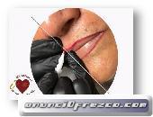 Micropigmentación de Contorno de Labios