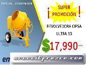 Revolvedora CIPSA Ultra 10