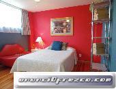 ¡Suites equipadas con todos los servicios incluidos!