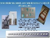 puertas y ventanas de aluminio y herrería