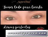 Microblading Cuernavaca-Micropigmentación de parpado Inferior