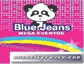 ORGANIZACIÓN DE EVENTOS BLUE JEANS EN TAMPICO