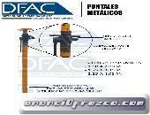 PUNTAL METALICO 1.50 A 2.80 MTS VENTA EN DFAC QRO