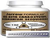 Germanio Ge132, excelentre contra tumores, potente antioxidante