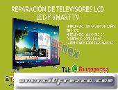 Reparacion de Televisores LCD LED y SMART TV