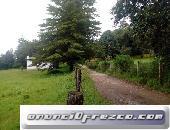 Terreno Plano ideal para rancho cerca de autopista llegando por Acatitlan, a 10 minutos de Avandaro,