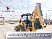 EN REMATE RETROEXCAVADORA CATERPILLAR 416 F MODELO 2014