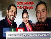 trio musical en ecatepec estado de mexico