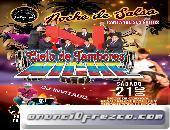 Salsa En VIVO con Cielo De Tambores NICHE