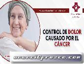 Control de dolor por causa de cáncer