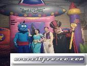 Super show de IMITADORES de Aladdin