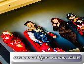 Super show de IMITADORES de Avengers