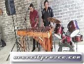 Marimba para eventos sociales CDMX y Estado de México