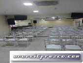 lugar para conferencias o eventos