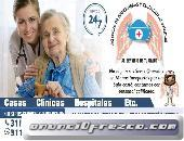 Agencia de Enfermeras y Cuidadoras Angeles