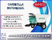 CARRETILLA MOTORIZADA DE OPERADOR A BORDO