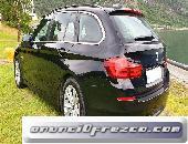 BMW 5-serie 520 D TOURING AUTOMAT SKINN-NAVI-HF GODKJENT