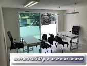 Oficina en Leon Guanajuato, Plaza mayor para 4 personas