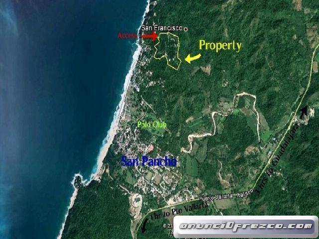 Terrenos exclusivos en San Pancho