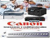 Reparación de impresoras CANON