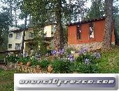 La mejor casa en Tapalpa amueblada lista para vacacionar