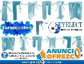 MODELOS DE TORNIQUETES SEYELECT