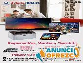 Reparación y venta de equipo de electrónica y computación.