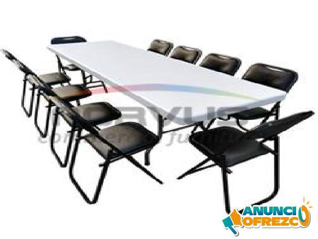 Venta de mesas y sillas para salas de juntas
