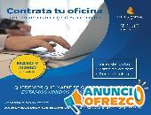 OFICINAS CON SERVICIOS INCLUIDOS EN CDMX