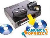 CONVIERTO SUS VIDEOS A DISCO DVD