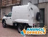 carro recolector de basura 12 yardas