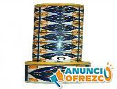 Proveedora de caleidoscopios promocionales impresos con tu publicidad