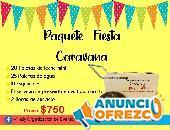 Fiesta caravana