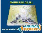 MOUSE PAD ERGONOMICO CON DESCANSA MUÑECAS DE GEL