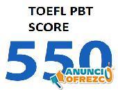 TOEFL PBT ITP iBT TOEIC PUEBLA - PREPARACIÓN