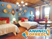 Coyotito Beds hasta 4 personas TODO INCLUIDO CDMXMARZO