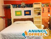 Depa en Guadalupe Inn CDMX SUR SERV/INCLUIDOS 4