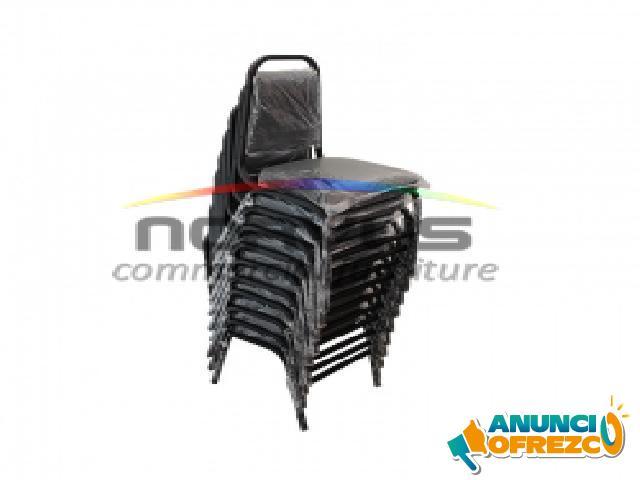 Vendo sillas comodas para reuniones