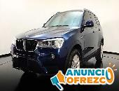 Bmw X3 Xdrive Año 2016