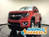 Chevrolet Colorado Lt Año 2016