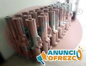 Fabricación de soportes para antena vsat en México