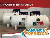 TANQUES DE GAS ESTACIONARIO FERMON