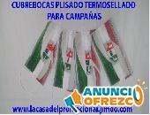 Para Campañas Cubrebocas Personalizados Lavables, de 3 capas