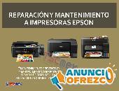 REPARACION DE IMPRESORAS Y MULTIFUNCIONALES EPSON