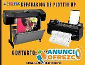 REPARACION DE PLOTTER HP Y VENTA DE CONSUMIBLES