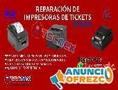 REPARACION DE IMPRESORAS DE TIKET