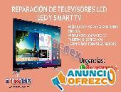 REPARACIÓN Y MANTENIMIENTO DE TELEVISORES- Nuevo León