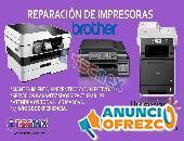 REPARACIÓN Y MANTENIMIENTO DE IMPRESORAS- Nuevo León